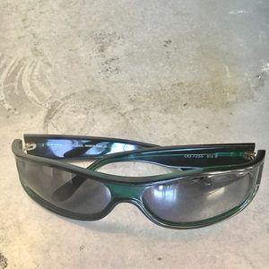 Dolce & Gabbana Green Italy Sunglasses